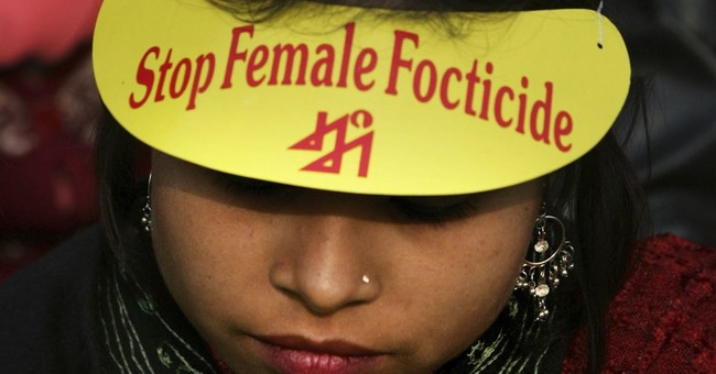 63M women, girls missing due to India's preference for boys