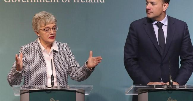 Irish health minister defends abortion ban referendum
