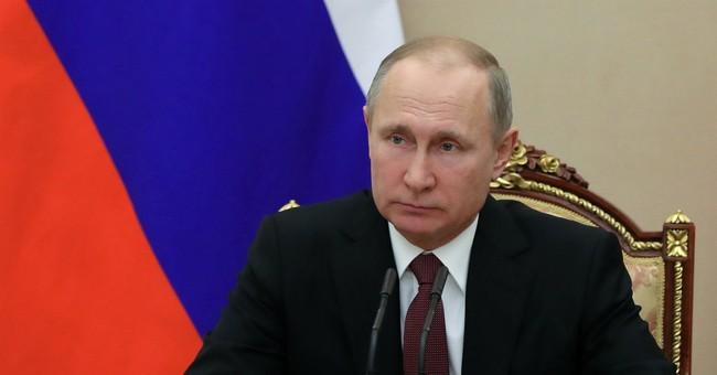 Putin calls Russia list 'hostile' as Dems decry no sanctions