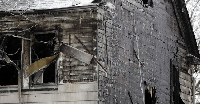 The Latest: Authorities locate bodies of all 4 fire victims