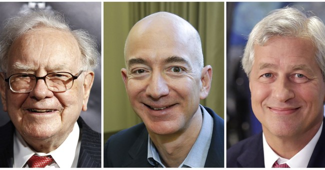 Can 3 business titans cure the US health care system?
