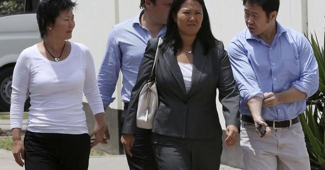 Peru party loyal to Fujimori expels ex-strongman's son