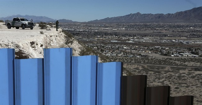 AP FACT CHECK: Trump on 'open borders'