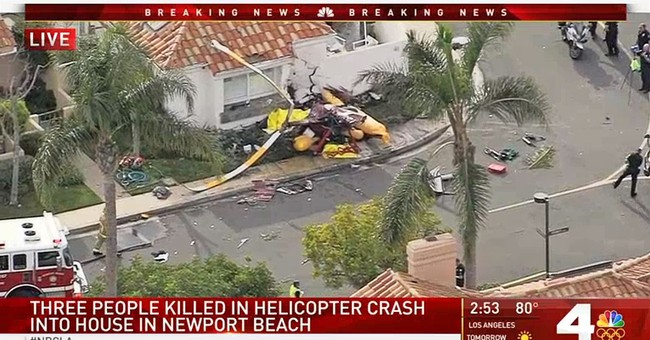 Official: No distress call sent by helicopter before crash