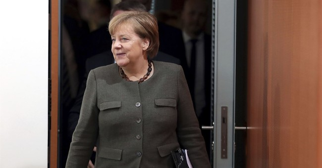 German government raises 2018 growth forecast to 2.4 percent