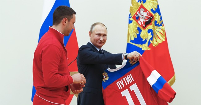 Putin to athletes: Ignore doping scandals at Olympics
