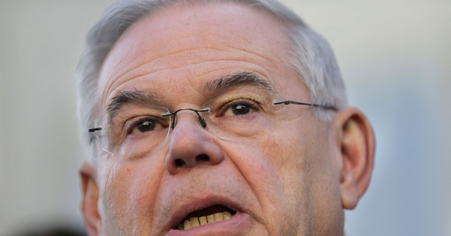 US prosecutors won't retry Menendez on corruption charges