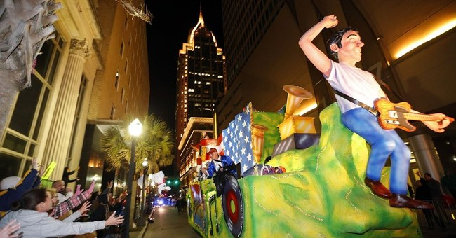 Landrieu on Mobile Mardi Gras: That was then, this is now