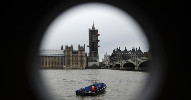 UK lawmakers agree to leave Parliament for years of repairs