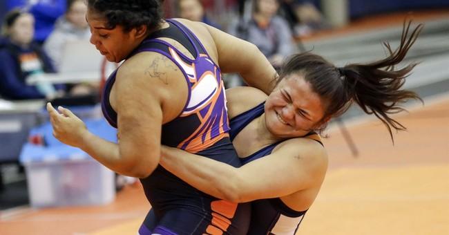 Small school in Nebraska big on female wrestlers from Hawaii