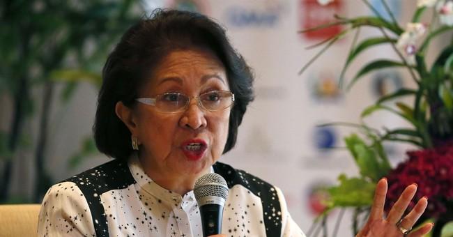 Philippine anti-graft chief defies Duterte order in standoff