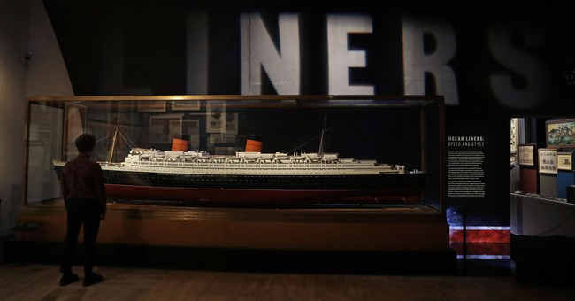 Golden age of ocean travel celebrated at London museum