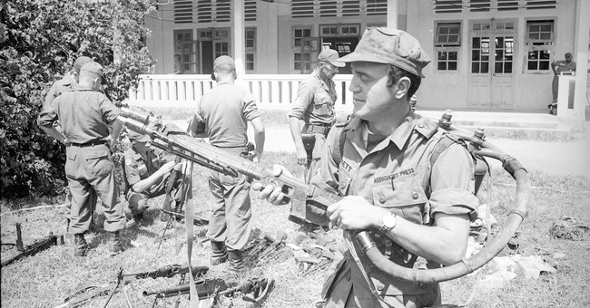 AP BOOK EXCERPT: The Tet Offensive's first 36 hours