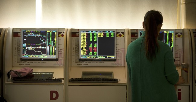Global stocks stabilize after Wall Street's sharp decline