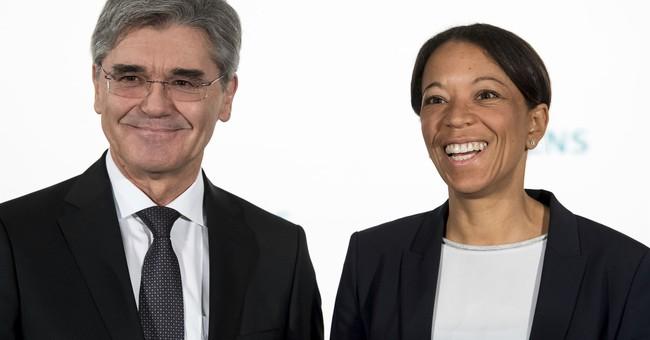 Siemens sales, orders rise on strengthening global economy