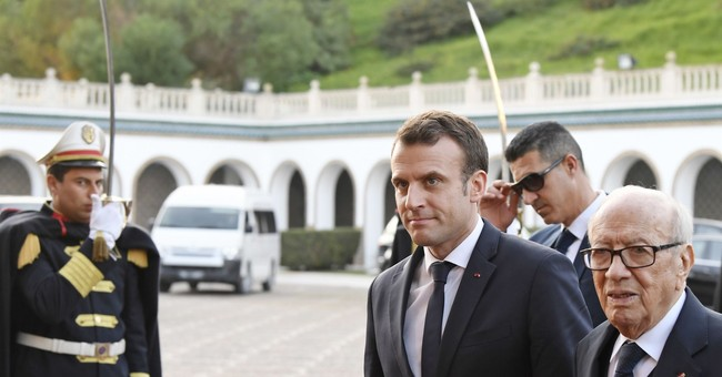 Macron on state visit to Tunisia to boost solidarity, ties