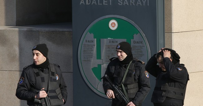 3 sentenced to life in Turkey for attack that killed Germans