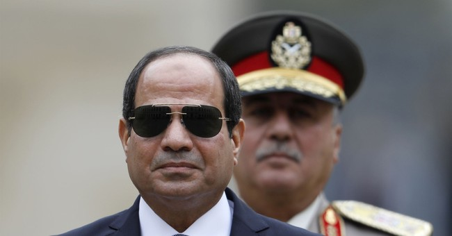 Egypt's leader issues tough warning after election criticism