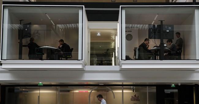 Startup hub reflects Macron's changing French economy