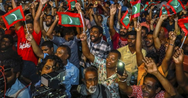 AP Explains: What's behind the turmoil in the Maldives