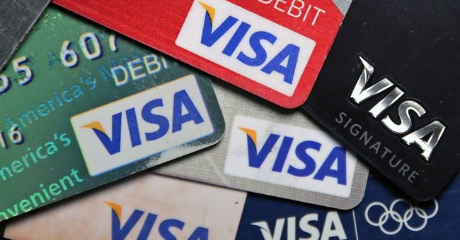 Visa profit jumps on strong holiday spending