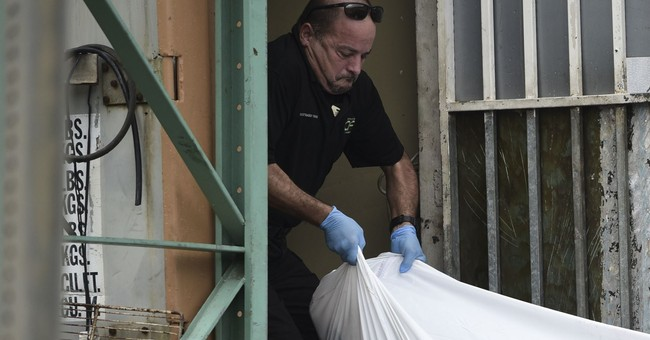 Puerto Rico reports 78 killings in one of deadliest months