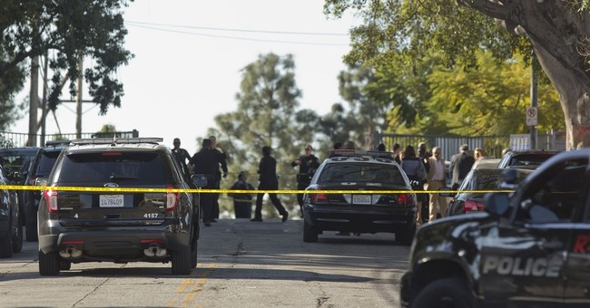 The Latest: Police say middle school shooting was accident