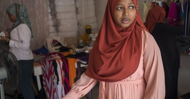 Ghana sisters blending style, tradition for Muslim women