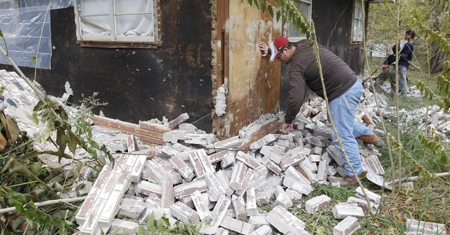 Oklahoma quakes tied to how deep wastewater is injected