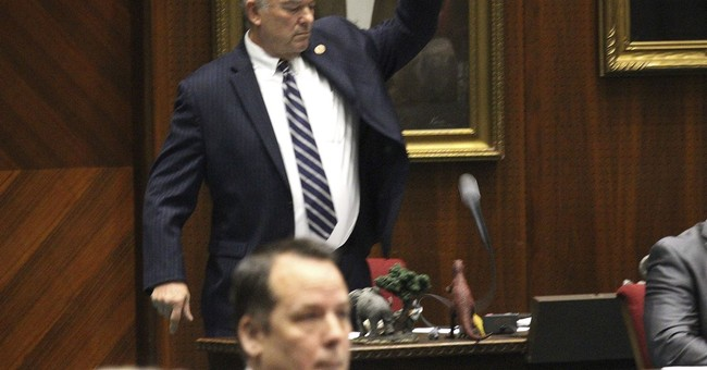 Party animal Arizona lawmaker expelled after #MeToo movement