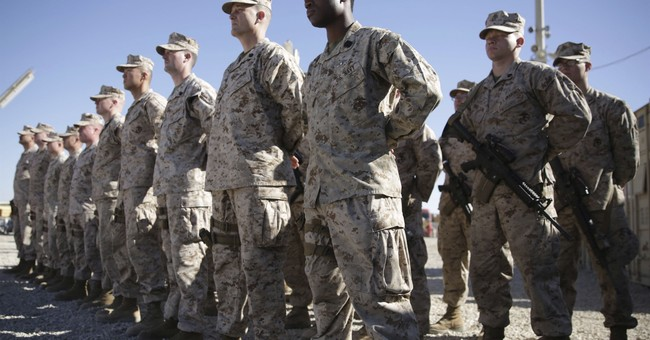 Marines see Afghan forces improve in Helmand battles