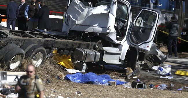 GOP train crash: Railroad crossing safety arms face scrutiny