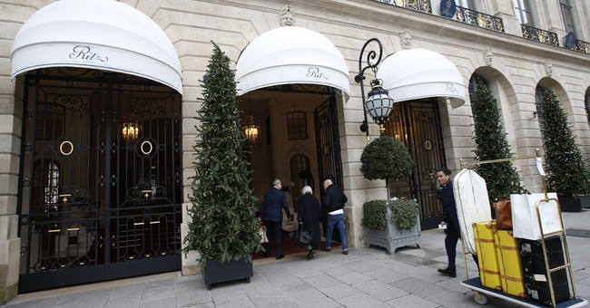 Putting on the Ritz: Paris hotel auctions its luxury pieces