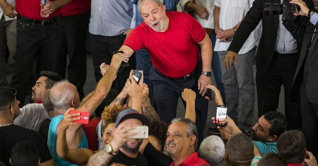 Brazil's chief justice: 'unacceptable' to attack judiciary