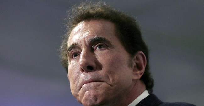 Law firm helps with sex misconduct inquiry into Steve Wynn