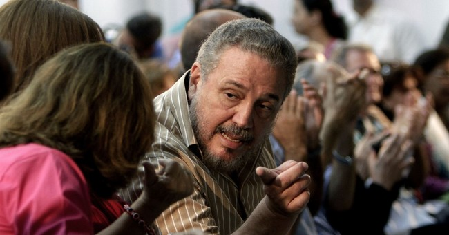 Fidel Castro's son mourned in Cuba after suicide