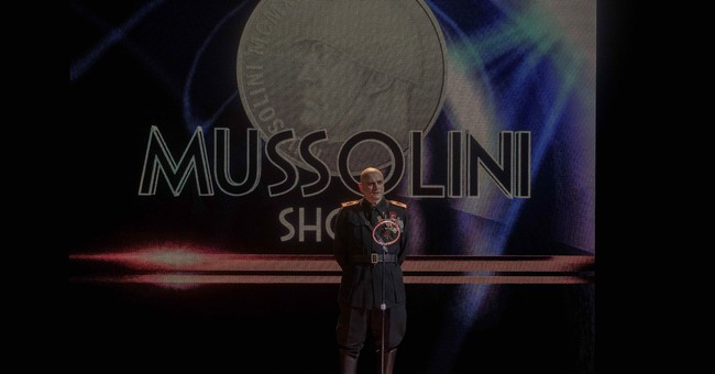 Italy: As election nears, film imagines Mussolini's comeback