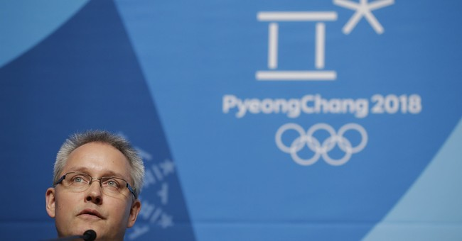 The Latest: Russians want 15 more Olympic invitations
