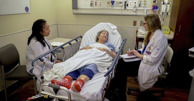 Nurses with a mission: Send older ER patients home with help
