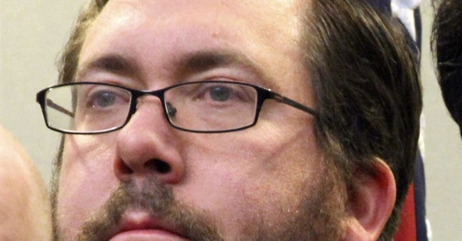 Alaska lawmaker accused of hitting woman resigns from office