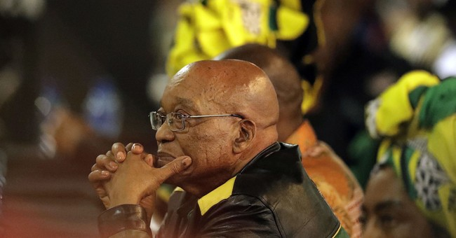 South Africa's Zuma faces another no confidence vote Feb. 22