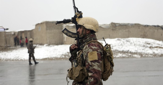 Afghan forces uncover IS hideout in Kabul district