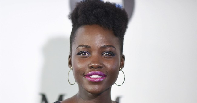 Lupita Nyong'o cheers #Me Too and Time's Up  movements