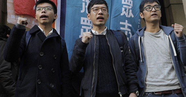 China slams US lawmakers for nominating activists for prize