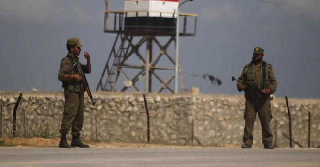 Egypt bulldozes zone by Sinai airport, displacing thousands