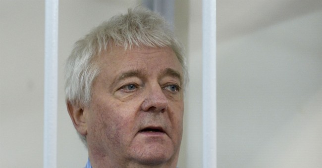 Russian court keeps Norwegian man in jail on spying charges