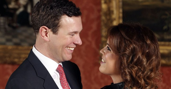 Oct. 12 wedding date set for Britain's Princess Eugenie