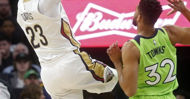 Butler scores 30 to lead Wolves past Pelicans, 118-107