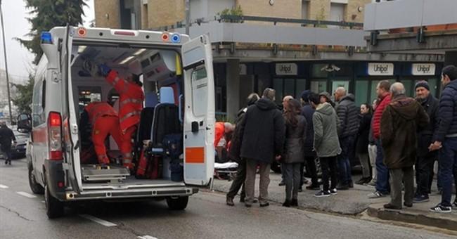 The Latest: Italian gunman had far-right extremist ties