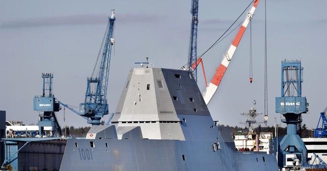 2nd Zumwalt-class stealth destroyer passes sea test